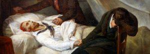 Ary Scheffer, Morte Di Géricault (1824)