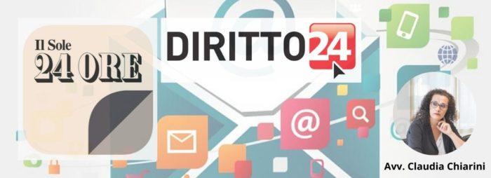 SMS, WhatsApp, Mail e Onere della Prova nel Processo Civile - Avv. Claudia Chiarini per Sole24Ore