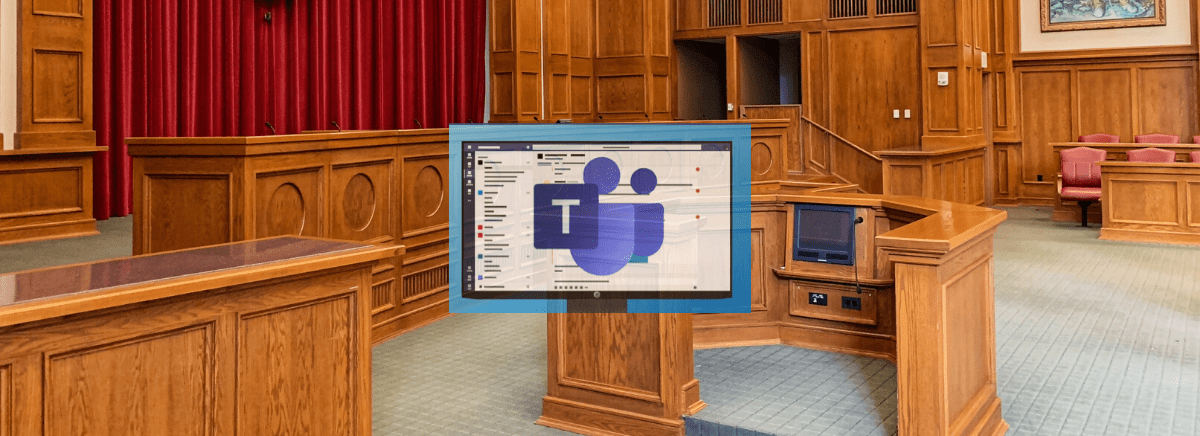 Udienza Civile Telematica con Microsoft® Teams