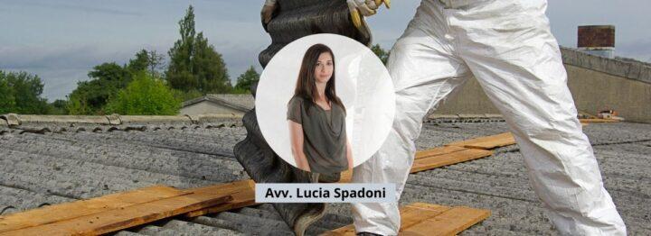 Avv. Lucia Spadoni - Ordinanze Smaltimento Amianto Liquidatore Giudiziale