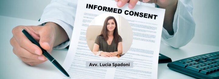 Consenso Informato Risarcimento Danni - Avv. Lucia Spadoni