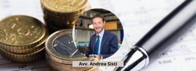 Avv. Andrea Sisti - Riduzione della retribuzione