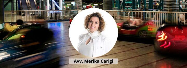 Avv. Merika Carigi - Il risarcimento nei sinistri stradali