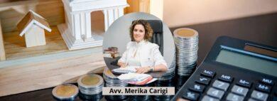 Avv. Merika Carigi - Interessi