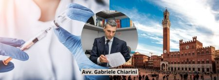 Avv. Gabriele Chiarini - Siena malasanità per errore nella somministrazione di farmaci