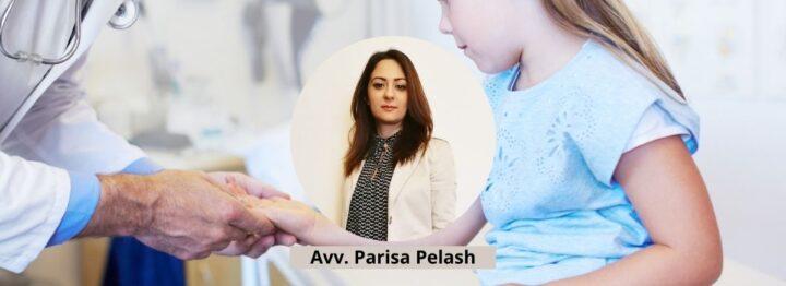 Avv. Parisa Pelash - Danno da lesioni micropermanenti
