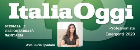 Avv. Lucia Spadoni - Professioniste Emergenti 2020