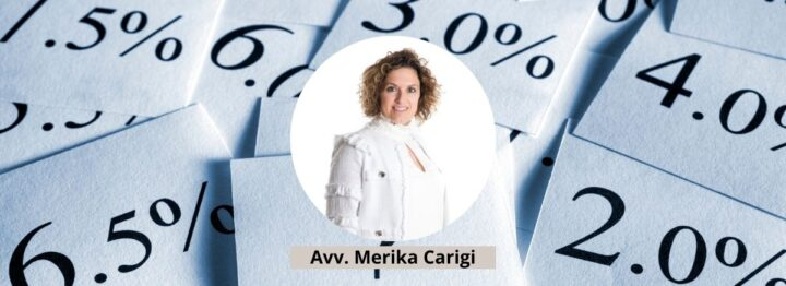 Avv. Merika Carigi - Gli interessi legali maggiorati ex art. 1284, comma 4, c.c.