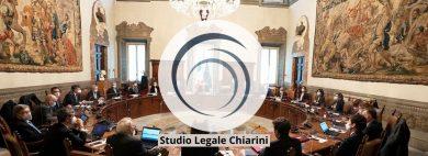 Studio Legale Chiarini - Decreto aprile le novità in materia di diritto sanitario
