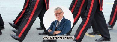 Avv. Giovanni Chiarini - Assolto in via definitiva appuntato dei Carabinieri Omar Di Nardo