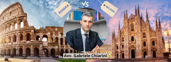 Avv. Gabriele Chiarini - Danno parentale Cassazione tabella Roma versus Milano