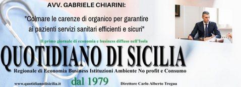 Quotidiano di Sicilia - Avv. Gabriele Chiarini